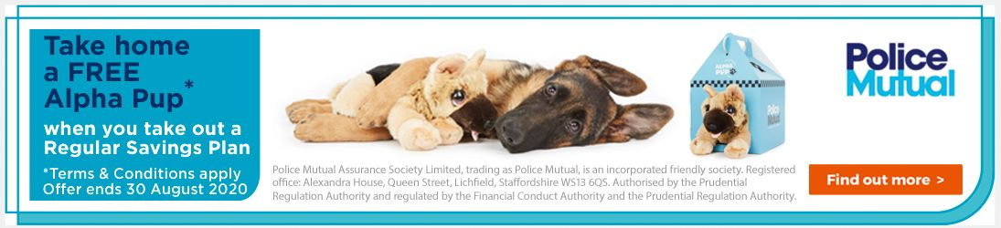 Police Mutual Prize Draw. Find out more...