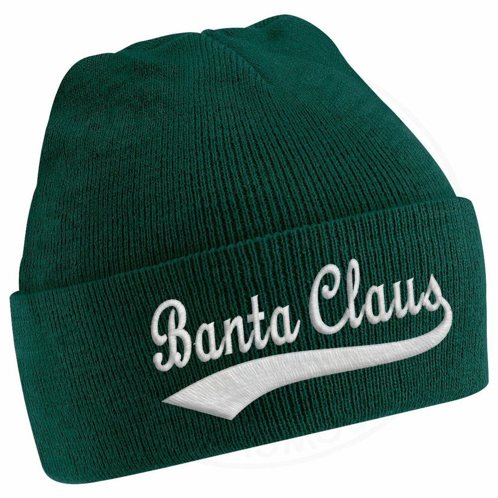 BANTA CLAUS Beanie - Bottle Green