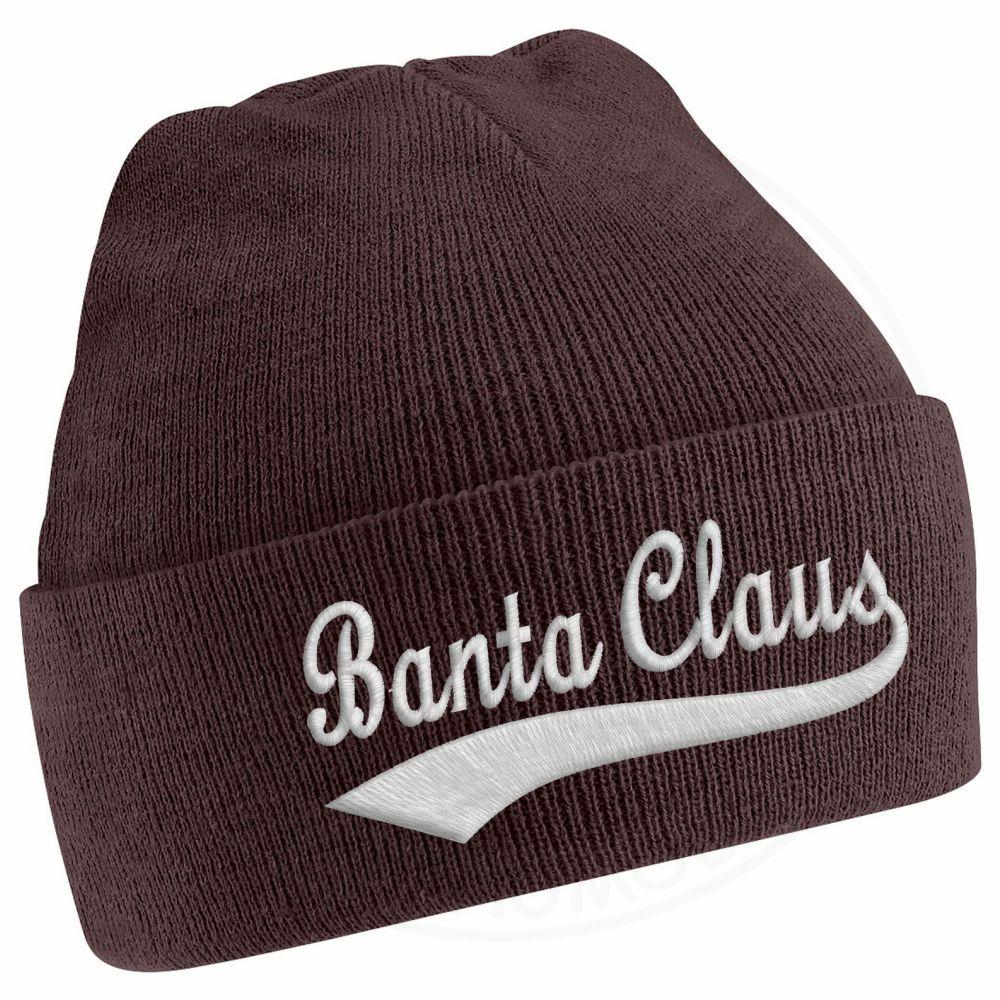 BANTA CLAUS Beanie - Brown