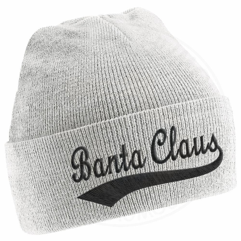 BANTA CLAUS Beanie - Grey