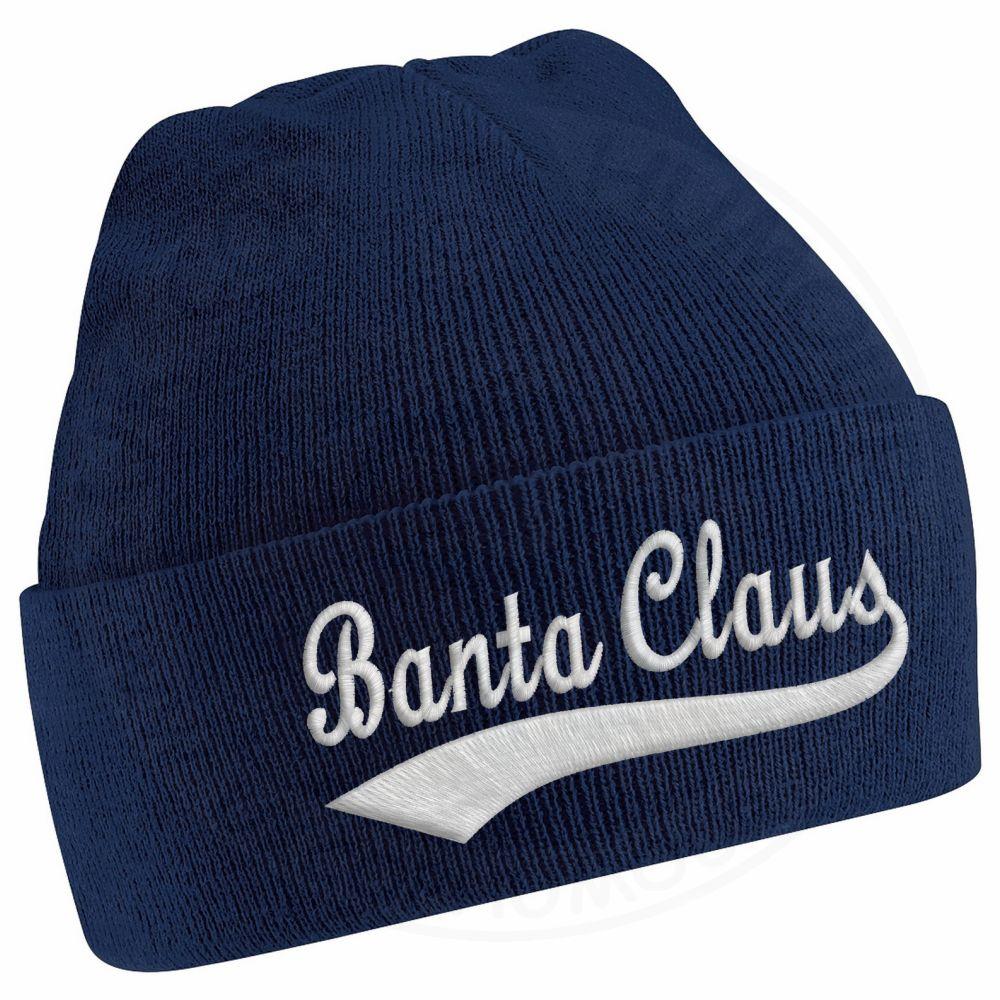 BANTA CLAUS Beanie - Navy
