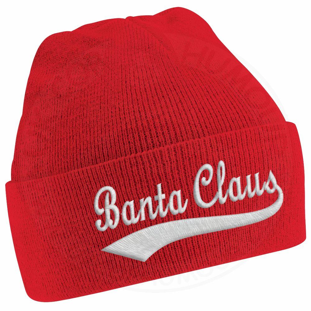 BANTA CLAUS Beanie - Red