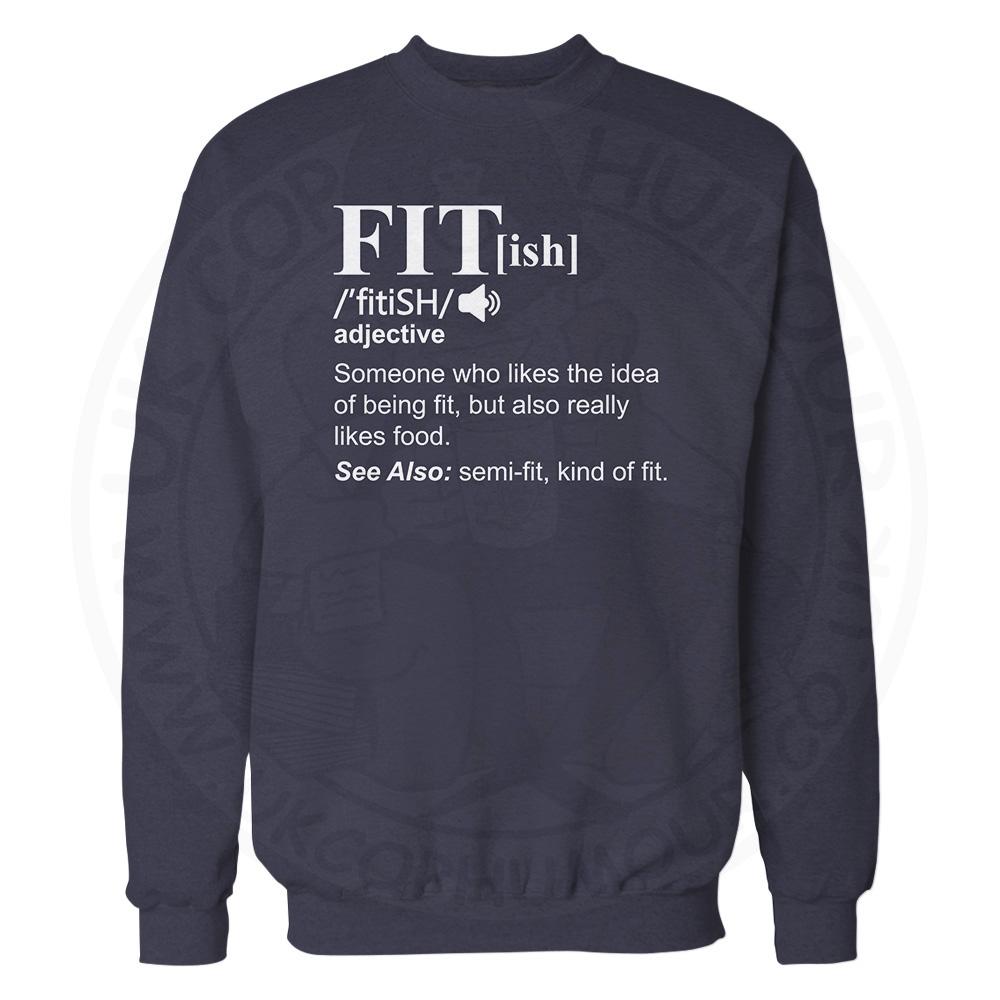 FIT[ish] Definition Sweatshirt - Navy, 3XL