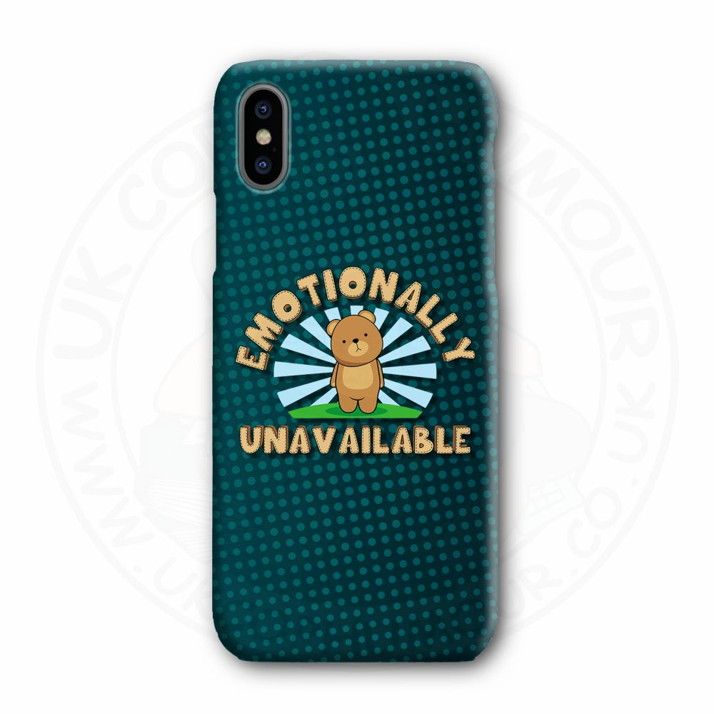 Emotionally Unavailable Mobile Phone Case