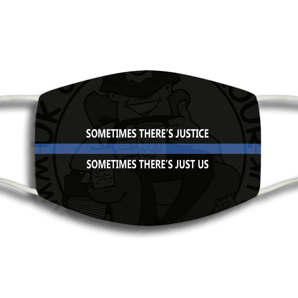 Justice Face Cover