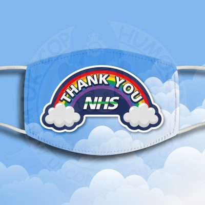 Thank You NHS Face Cover