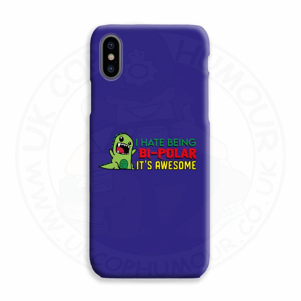 Bi-Polar Mobile Phone Case